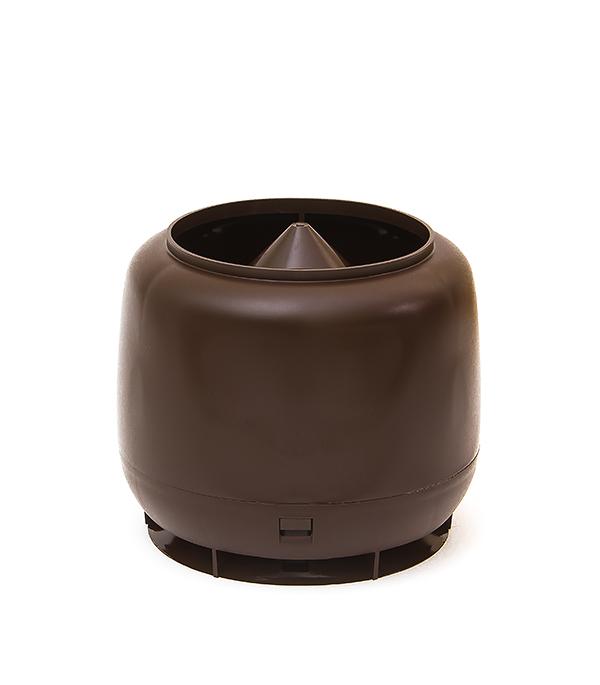 Колпак Поливент d160 для изолированного выхода коричневый