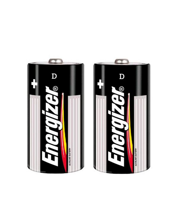 Батарейка D (LR20), Energizer, 2 шт