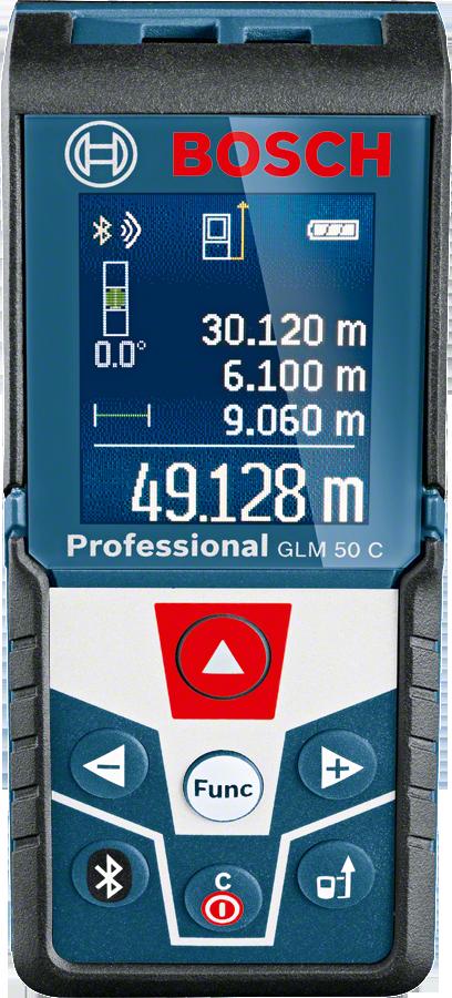 Дальномер лазерный 50 м, GLM 50 С Bosch