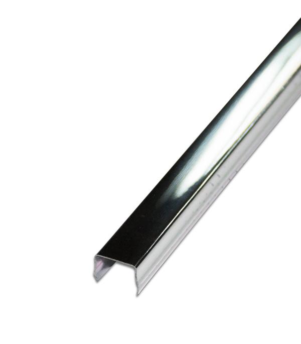 Раскладка Албес ASN  А742  3 м суперхром-люкс