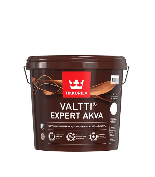 Антисептик Valtti Expert Akva сосна Тиккурила 2,7 л лак для обработки сучков oksalakka тиккурила 0 33 л
