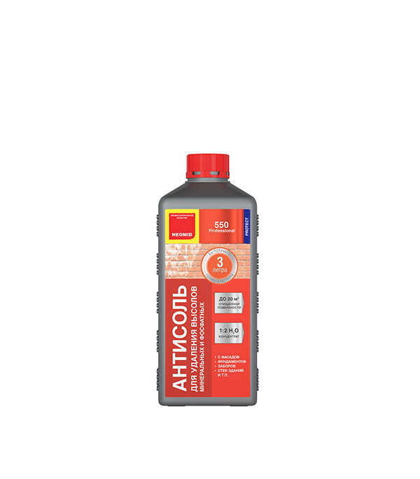 цены Средство для удаления высолов Neomid 550 1 л
