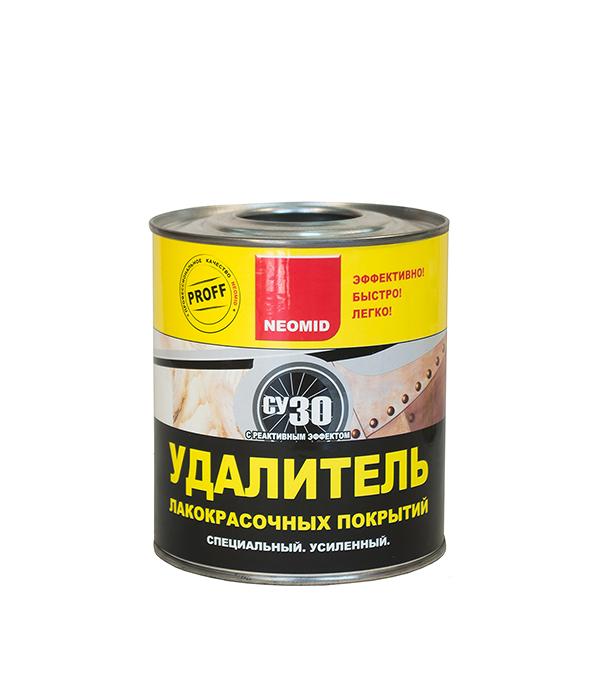 Средство для удаления лакокрасочных покрытий Неомид Proff 0,85 кг
