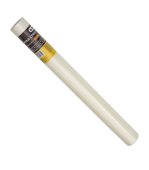 Сетка стеклотканевая Rigor ячейка 5х5 мм, рулон 1х20 м Профи