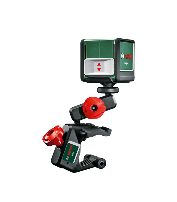 Уровень (нивелир) лазерный QUIGO III, 10 м Bosch нивелир bosch quigo iii professional 0603663520