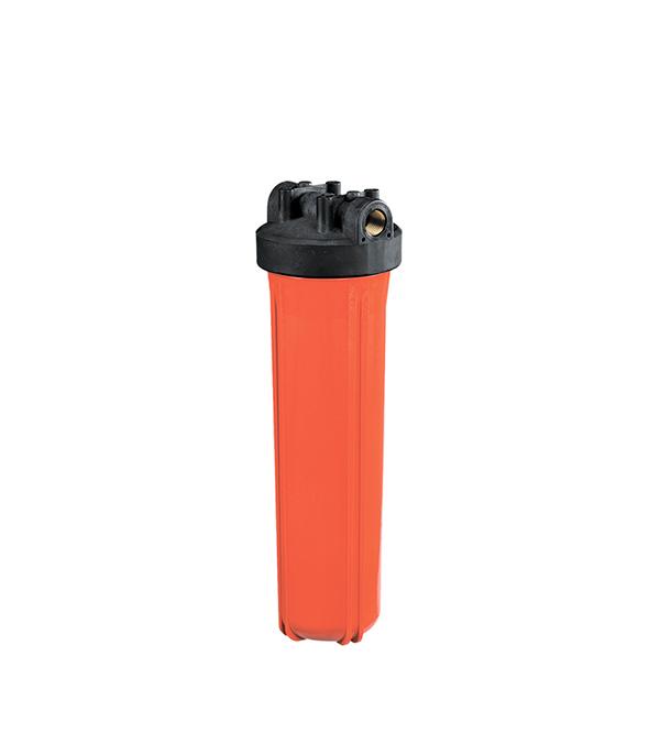Корпус фильтра для горячей воды 1 Гидротек оранжевый 20BB (HOH-20BB) gira gira корпус для датчика присутствия наружнего монтажа 008602