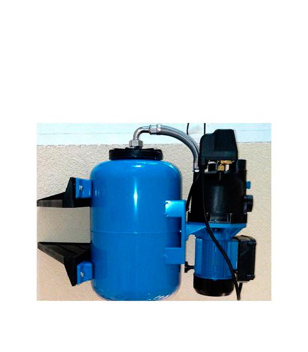 Кронштейн для крепления насосной станции с гидроаккумулятором 24 л Джилекс