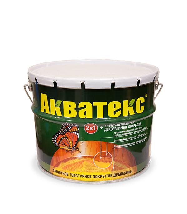 Антисептик Акватекс бесцветный Рогнеда 9 л