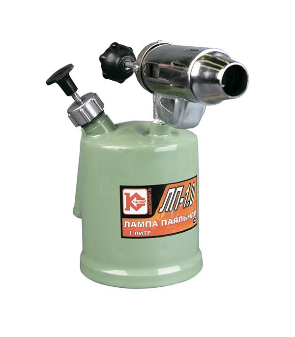 Лампа паяльная бензиновая ЛП-1,0 Калибр