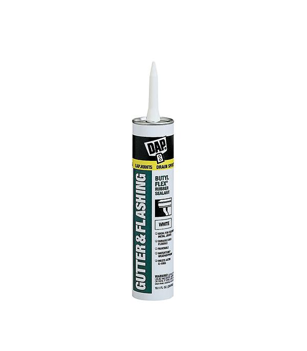 Герметик кровельный бутиловый DAP Butyl Flex 300 мл серый
