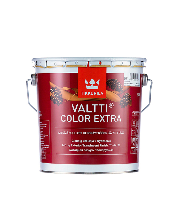 Антисептик Valtti Color Extra основа EC Тиккурила 2,7 л