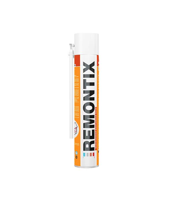 Пена монтажная Remontix всесезонная 750 мл пена монтажная момент монтаж профи пожаростойкая 750мл