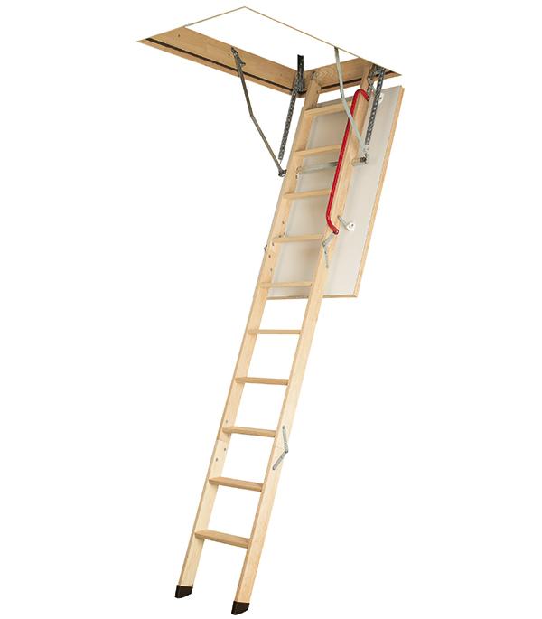 Лестница чердачная 60х120х280 см Komfort Fakro Профи