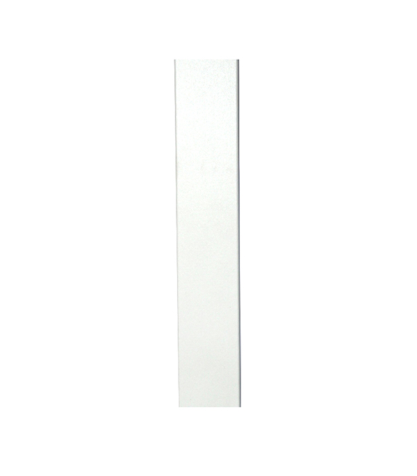 Наличник МДФ белый 42х10х2150 мм RAL 9010