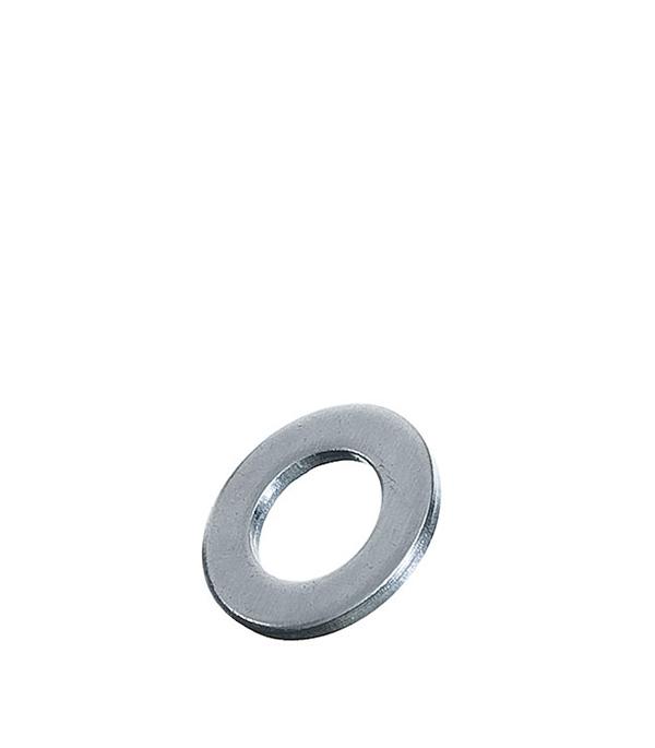 Шайбы оцинкованные 6х12 мм DIN 125А (300 шт) шайбы оцинкованные 10х20 мм din 125а 100 шт