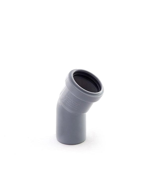 Отвод внутренний 50 мм, 67° однораструбный