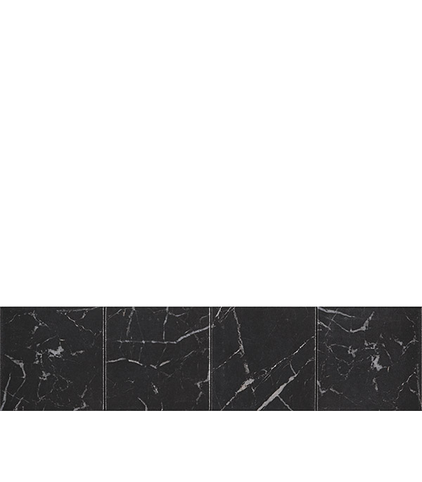 Керамогранит 99х99х7 мм Сансеверо черный / Керама Марацци ( 100 шт=0,98 кв.м) керамогранит 99х99х7 мм сансеверо белый керама марацци 100 шт 0 98 кв м