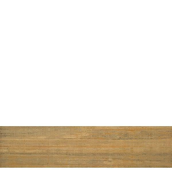 Керамогранит 150х600х10 мм Zula коричневое дерево (16 шт= 1,44 м.кв.)