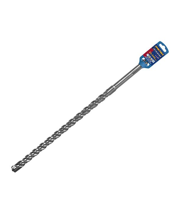 Бур 25х400/540 мм SDS-max Практика Стандарт