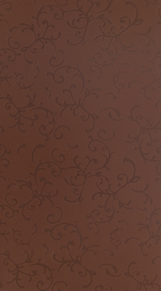 Плитка настенная 250х450х8 мм Анастасия шоколад (13 шт.=1,46 кв.м.)