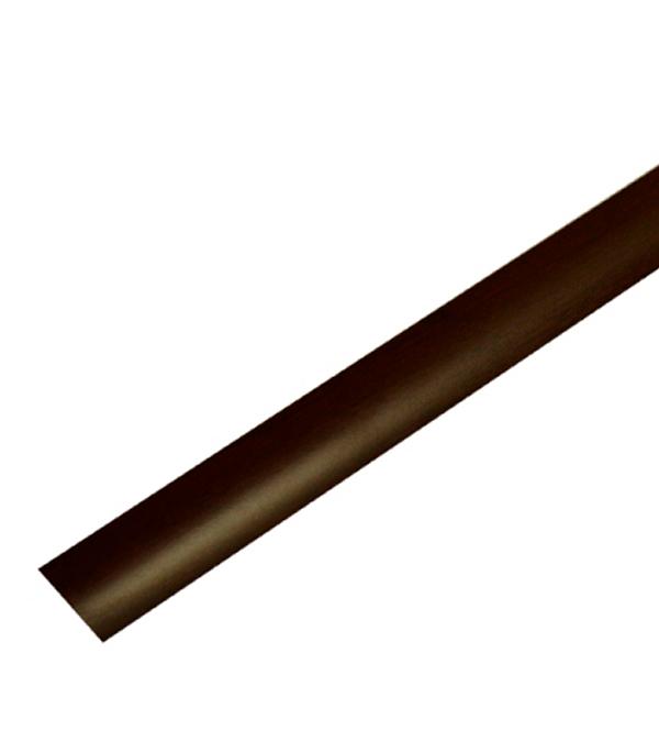 Порог В2 стыкоперекрывающий 38х1800 мм венге