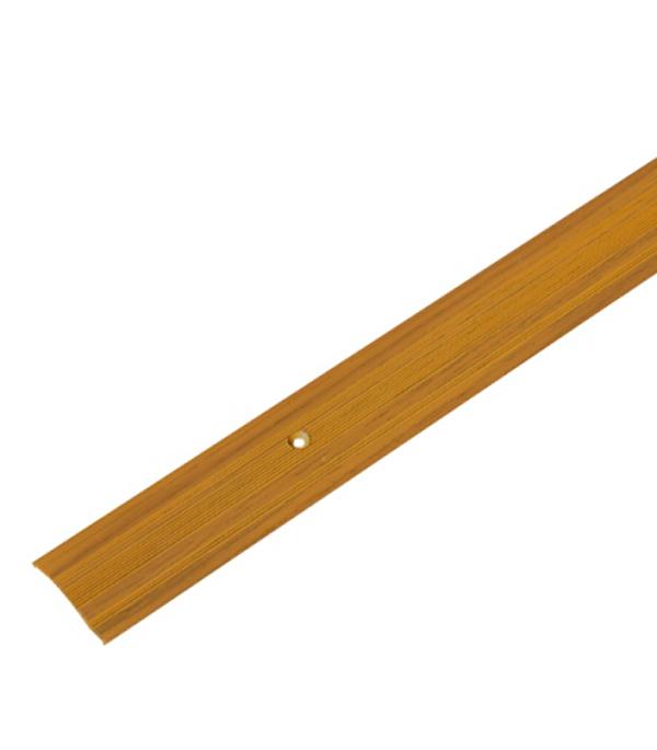 Порог С4 разноуровневый 39,4х1800 мм перепад до 12 мм орех