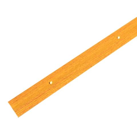 Порог С4 разноуровневый 39,4х900 мм перепад до 12 мм дуб деревенский
