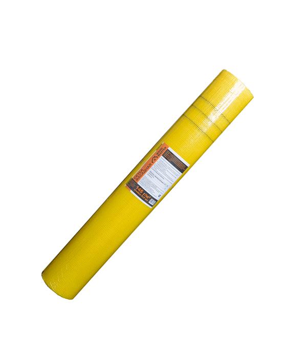 Сетка стеклотканевая ячейка  5х5мм (1х50м) 145 г/м.кв. Wand Master Эконом