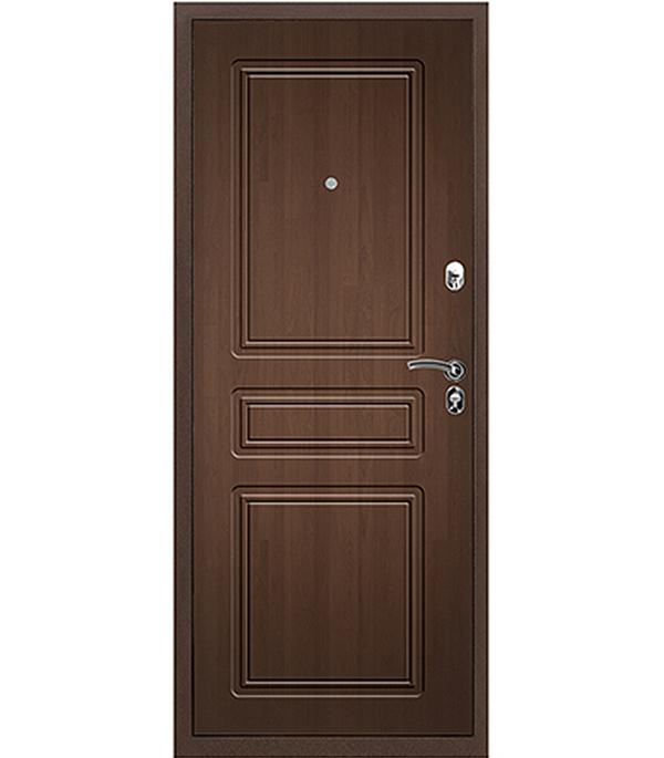 Дверь металлическая VALBERG BMD Лидер 880х2066 мм левая дверь металлическая bmd портэ 880х2050 мм правая