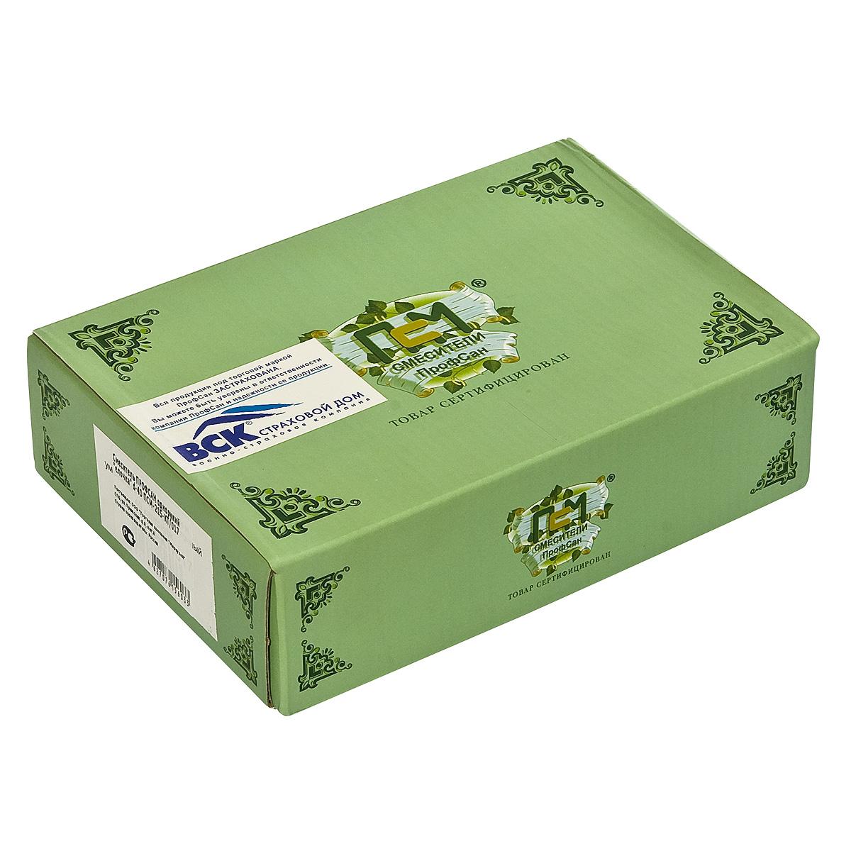 Смеситель для кухонной мойки Профсан ПСМ-215-КТ/017