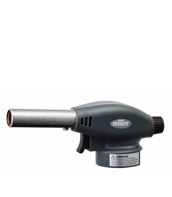 Горелка газовая с пьезоподжигом TT-800 горелка насадка газовая портативная пьезоподжигом огниво