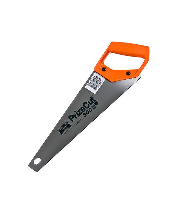 Ножовка по дереву (мелкий зуб) 360 мм  Bahco Профи