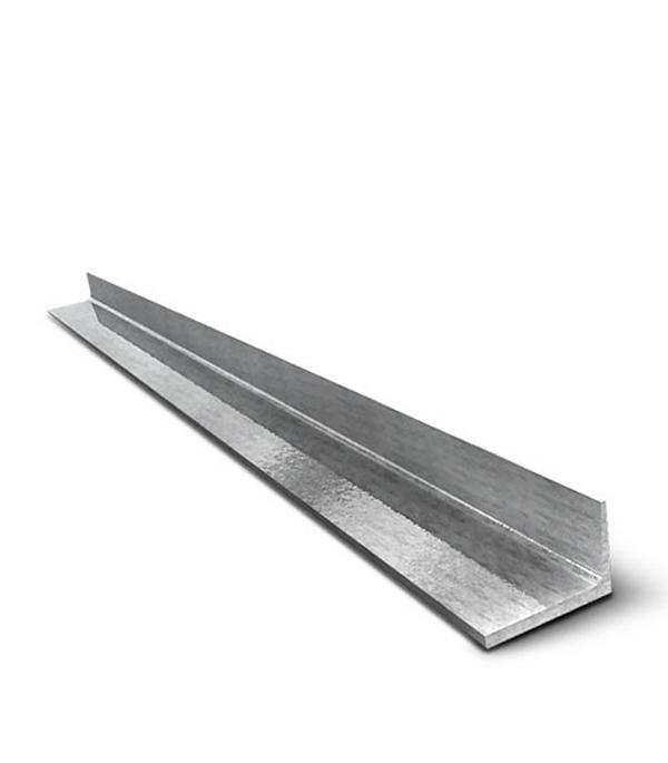 Угол алюминиевый 40x40x2x1000 мм Анод