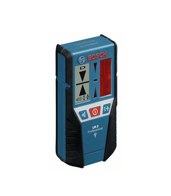 Приемник линейного нивелира Bosch LR2 приемник для ротационного лазера bosch lr 0 601 015 400
