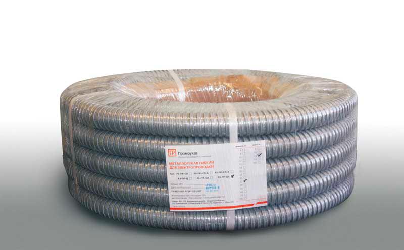 Металлорукав РЗ-Ц (СЛ)-10 100 м металлорукав р2 ц а купить
