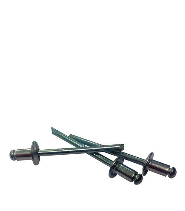 Заклепки вытяжные 4.0х16 мм алюминий/сталь (500 шт)