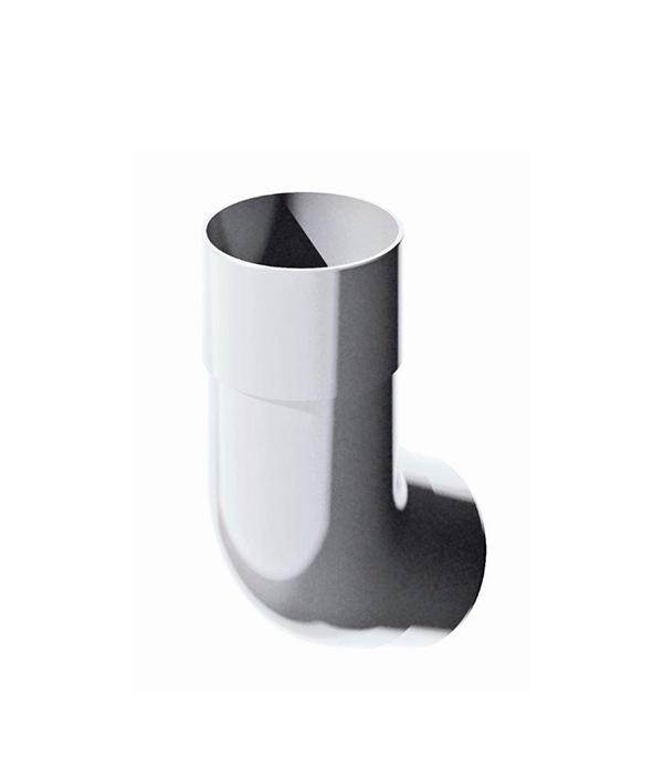 Колено трубы пластиковое d82  мм 135° белое Технониколь
