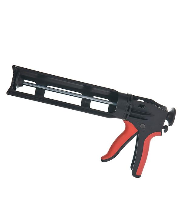 Пистолет для герметика пластиковый пистолет для герметика sparta 886475