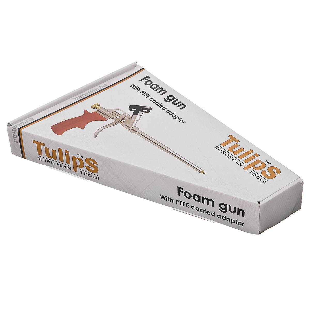 Пистолет для монтажной пены,  тефлоновый  адаптер  Cтандарт