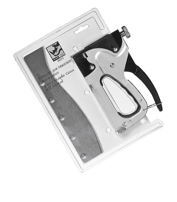 Степлер       для скоб 6-14 мм, металлический корпус, тип 140, Стандарт