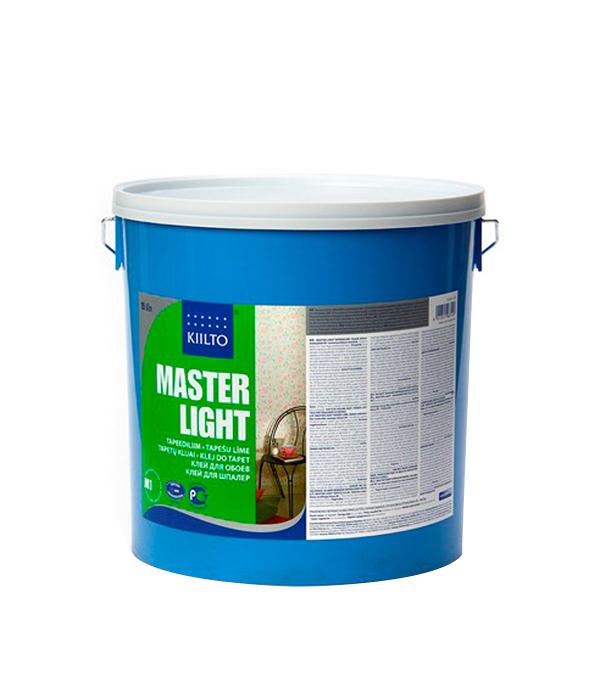 Клей Kiilto Master Light для обоев 15 л готовый складной стол для наклеивания обоев