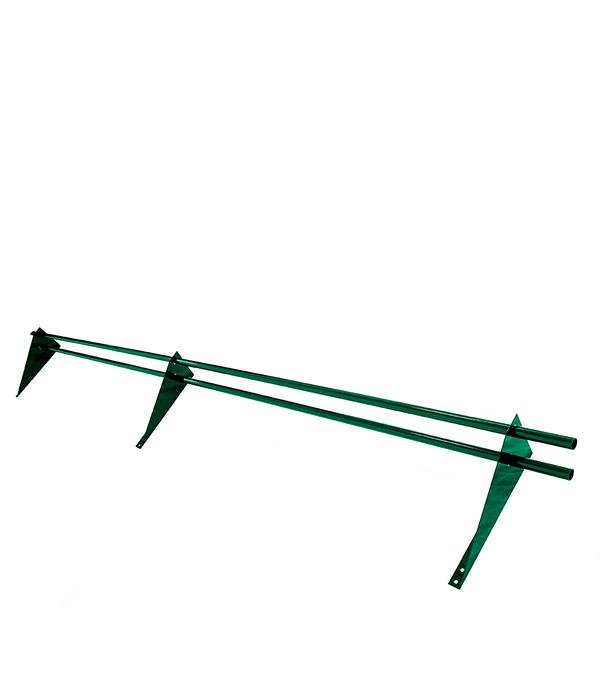Снегозадержатель трубчатый 3 м зеленый RAL 6005 снегозадержатель трубчатый 3 м зеленый ral 6005