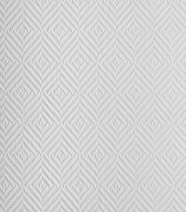 Стеклообои Ромб 1х25 м Wellton Classika