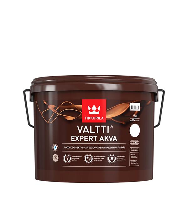 Антисептик Valtti Expert Akva сосна Тиккурила 9 л лак для обработки сучков oksalakka тиккурила 0 33 л