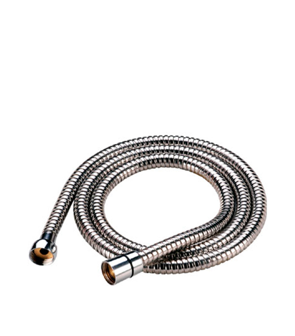 Шланг IDDIS для душа 1500 мм металлический цена и фото
