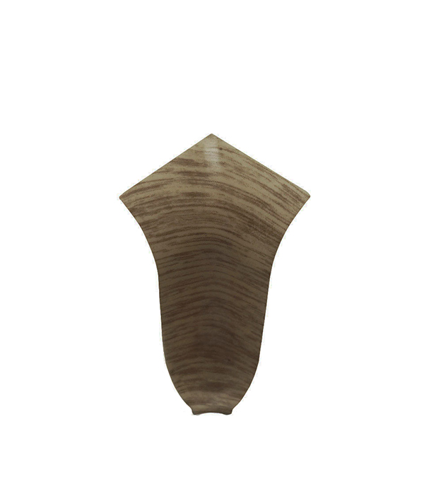 УголвнутреннийNexus 58мм дубтемный (2 шт) кухня угловая беларусь 2 млечный дуб левая