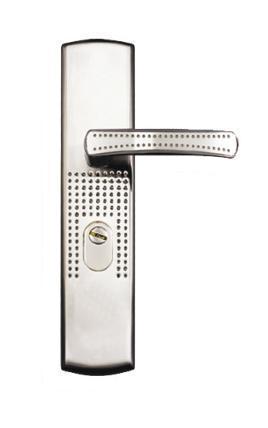 Комплект фурнитуры для металлической двери (ручка) ФОРПОСТ 790 правая