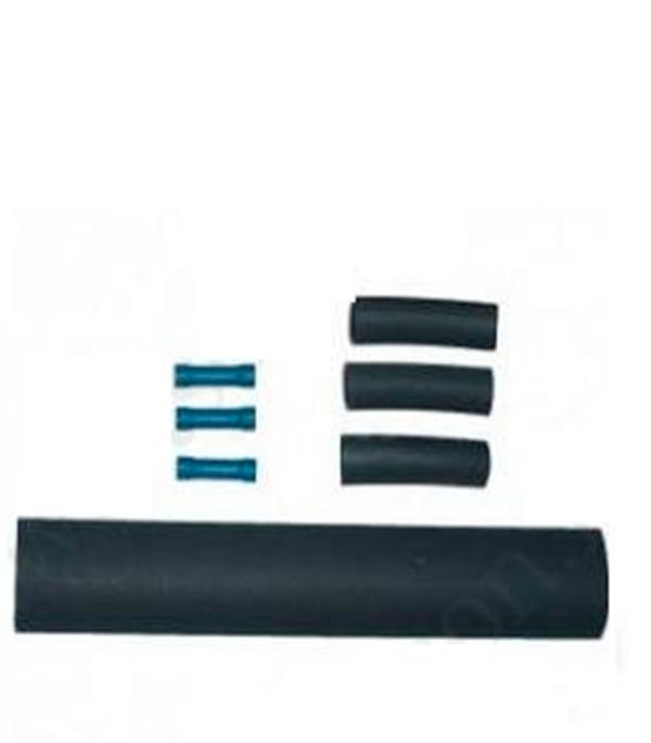 Термоусадочный набор для наращивания электрического кабеля насоса