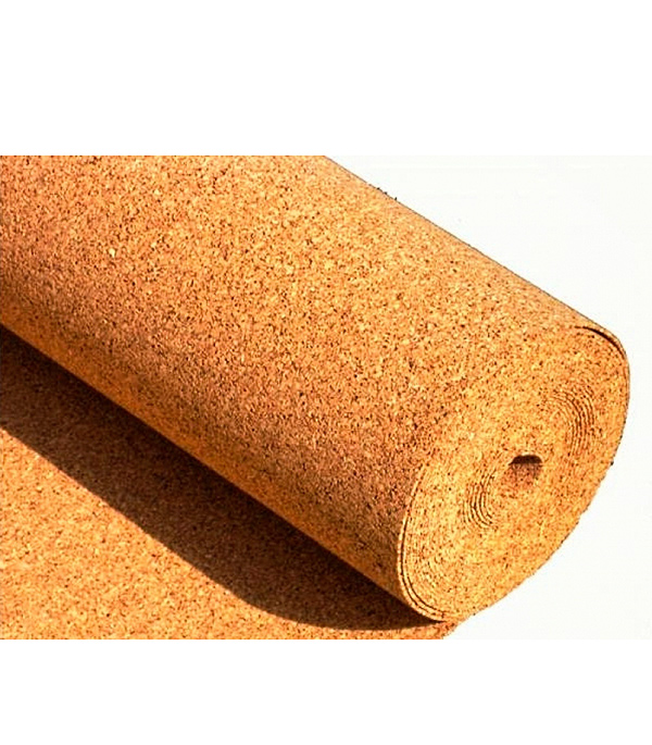 Подложка   пробковая  3 мм (1х10 м)