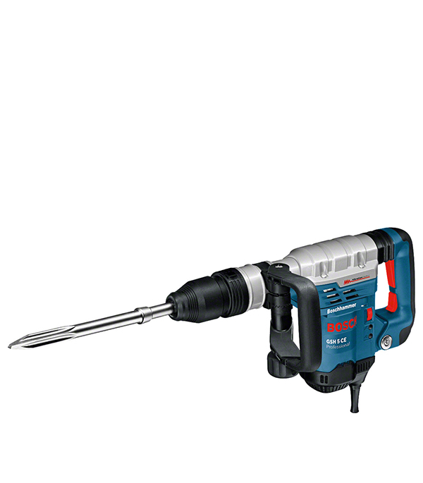 Отбойный молоток GSH 5 СE 1150 Вт 8,3 Дж, SDS-max, Bosch